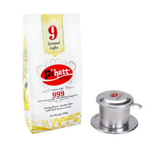 Pihatt Coffee – 999 & Phin Filter Bundle