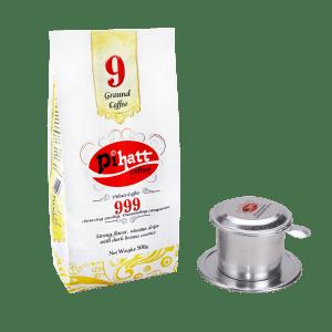Pihatt Coffee – 999 & Phin Filter Bundle