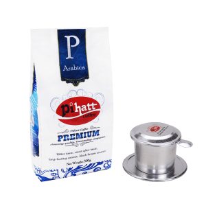 Pihatt Coffee – Premium & Phin Filter Bundle